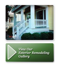 Cincinnati Bathroom Remodeling Exterior home exterior remodeling cincinnati  decks, screened porches